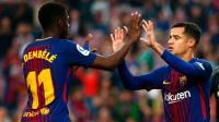Hadapi Valencia di Final Copa del Rey, Barcelona Tanpa Coutinho dan Dembele