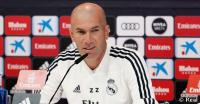Komentar Zidane Pupuskan Harapan Juventus