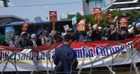 Ada Demo di Depan Bawaslu & KPU, Sejumlah Rute Transjakarta Dialihkan