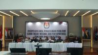 Sah! Jokowi-Ma'ruf Amin Menang di 21 Provinsi, Prabowo-Sandi di 13 Provinsi