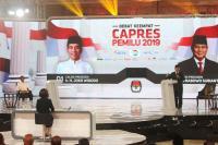KPU Tetapkan Jokowi-Ma'ruf Menang, Gerinda Keukeuh Tidak Akui Hasil Pemilu