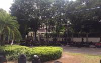 Suasana Kantor KPU Pasca Rekapitulasi Pemilu Diumumkan