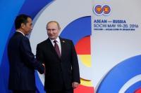 Putin Sampaikan Ucapan Selamat pada Jokowi Atas Kemenangan Pilpres 2019