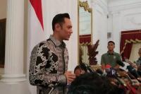 AHY: SBY Ingin Pemerintah Bisa Menangani Situasi Pasca-Pengumuman Pilpres