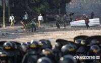 Hendak Aksi 22 Mei di Jakarta, Belasan Santri Asal Tangerang Dipulangkan Polisi