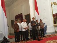 Jokowi: Saya Membuka Diri ke Siapa pun untuk Bersama Membangun Negara