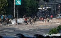 TNI Redam Provokasi Massa terhadap Polisi di Petamburan