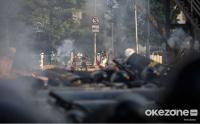 Puluhan Provokator Aksi 22 Mei Digelandang ke Polda Metro