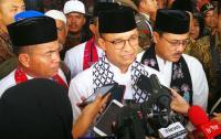 Anies Pastikan Kondisi Terkini Jakarta Aman