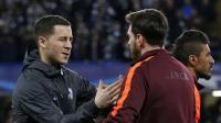 3 Persamaan Antara Hazard dan Messi, Nomor 1 Favorit Fans