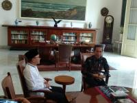 Jokowi Bertemu Zulhas di Istana Bogor