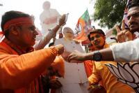 Partai Pimpinan PM Modi Raih Kemenangan Bersejarah dalam Pemilu India