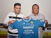 Fabiano Beltrame Akan Dipinjamkan Persib ke Klub Liga 2