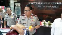Polisi Temukan 30 Bom Molotov di Polsek Tambelangan