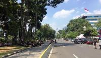 Ratusan Personel Gabungan TNI-Polri Amankan Gedung MK