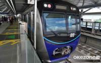 MRT Jakarta Kembali Beroperasi Penuh Hari Ini