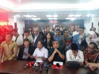 Tim Prabowo Mengaku Dipersulit Saat Hendak Menuju Gedung MK
