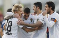 Barcelona Tertinggal 0-2 dari Valencia di Babak Pertama