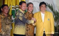 Borong 85 Kursi di Senayan, Golkar Jatim Puji Kepemimpinan Airlangga Hartarto