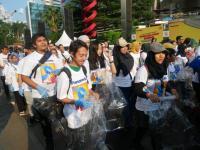 Gelar Event Menang Lawan Sampah, Panasonic Kampanyekan Pengurangan Sampah Plastik