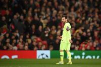 Kenang Comeback Liverpool, Messi: Itu Salah Pemain Barcelona