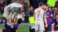 Kesal kepada Milner, Ini Kata yang Diucapkan Messi