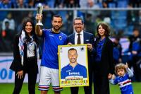Fabio Quagliarella Jadi Top Skor Liga Italia 2018-2019