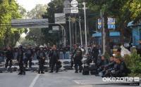 Momen Keakraban Santri dengan Jokowi di Magelang : Okezone News