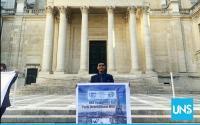 Menang Diplomasi, Mahasiswa UNS Sabet Penghargaan di Paris