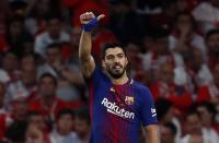 Suarez Ambil Hikmah dari Kegagalan Barcelona ke Final Liga Champions
