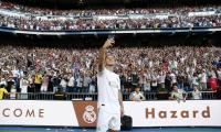 Hazard Targetkan Raih Berbagai Gelar Juara Bersama Madrid