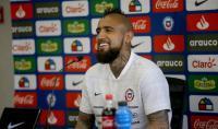 Vidal: Cile Harus Ditakuti di Copa America 2019