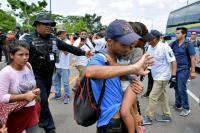 Terancam Sanksi AS, Meksiko Tahan 791 Imigran, Termasuk 368 Anak-Anak