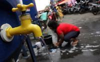 Warga Kamal Muara Kesulitan Air Bersih
