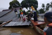 Masa Tanggap Darurat Banjir di Konawe Utara Diperpanjang 2 Pekan