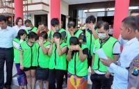 Polisi Gerebek Pesta Miras Berkedok Halal Bihalal di Tempat Karaoke