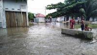 Banjir Rendam Ribuan Rumah di Pekanbaru