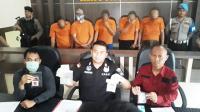 Asyik Pesta Sabu, 3 PNS & 1 Honorer Digerebek Polisi