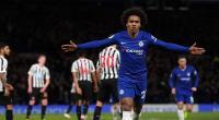 Chelsea Tolak Tawaran Barcelona dan Atletico untuk Willian