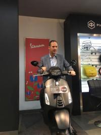 Meluncur Bulan Ini, Piaggio Bawa Model Skuter Baru ke Indonesia