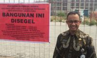 Polemik IMB di Pulau Reklamasi, Anies: Saya Hanya Ikuti Pergub yang Dikeluarkan Ahok