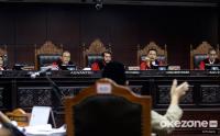 Sidang Dilanjutkan, 5 Saksi Dijejerkan di Depan Hakim MK