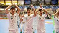 Meski Telah Capai Target, Indonesia Tetap Bidik Gelar Juara Piala Asia Futsal U-20