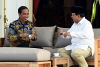 Benarkah Prabowo dan Jokowi Sudah Bertemu di Bali?