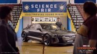 Audi Gandeng Spider-Man Pasarkan Mobil Listrik e-Tron