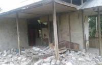 Bangunan Rumah Sakit di Mamberamo Retak-Retak Pasca-Gempa