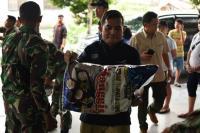 Tanggap Bencana, Angkasa Pura I Balikpapan Kirim Bantuan untuk Korban Banjir Samarinda