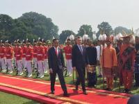 Bertemu Mauricio Macri, Jokowi Harap Hubungan dengan Argentina Semakin Baik