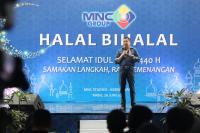 Halal Bihalal MNC Group, Hary Tanoesoedibjo: Akurasi Tentukan Keberhasilan