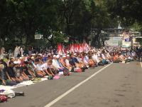 Aksi Massa Dinilai Tak Akan Pengaruhi Keputusan MK